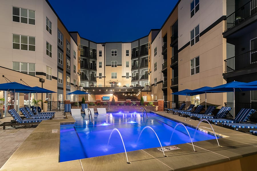 The Aster Apartments in Beachwood, OH