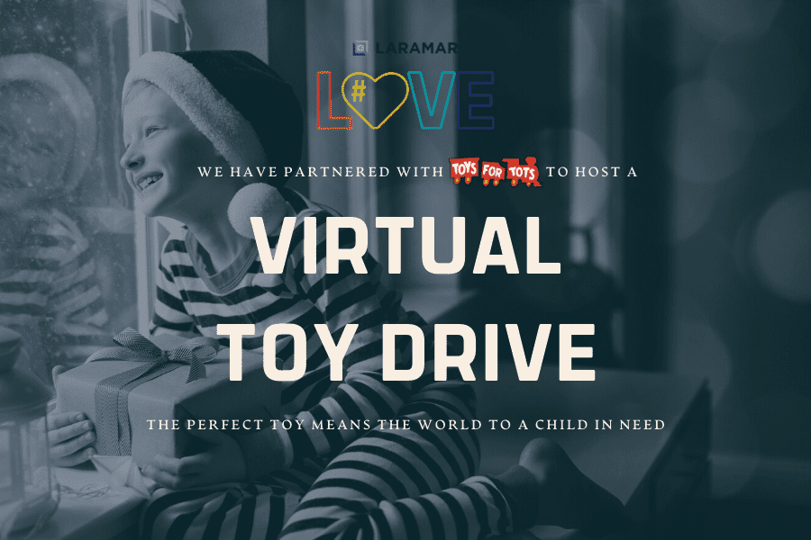 Laramar Toys for Tots Virtual Toy Drive